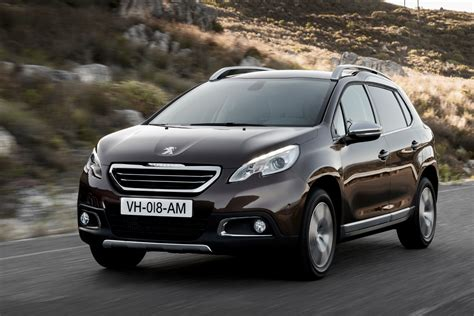 peugeot 2008 black peugeot 2008 1 6 vti review auto express