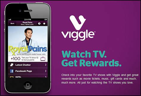 viggle for android make money by tv use viggle my cms