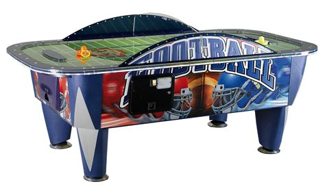 commercial air hockey table yukon football air hockey table liberty