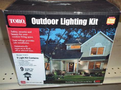 Toro Outdoor Lighting Toro Outdoor Lighting Kit Home Toro Landscape Lighting