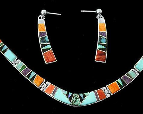 how to make inlay jewelry inlay choker jewelry set