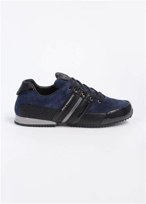 Sepatu Premium Adidas Y3 Yohji Yamamoto adidas y 3 yohji yamamoto sprint trainers navy