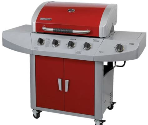 home depot brinkmann 4 burner grill only 99 regularly