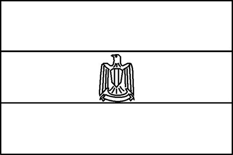 egypt flag clipart black and white clipartsgram com