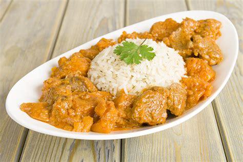recette cuisine regime recette minceur le curry d agneau au gingembre