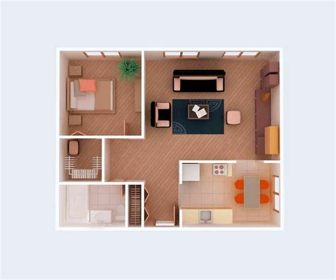 ideal layout of house 3d small home plan ideas 1 0 apk download android