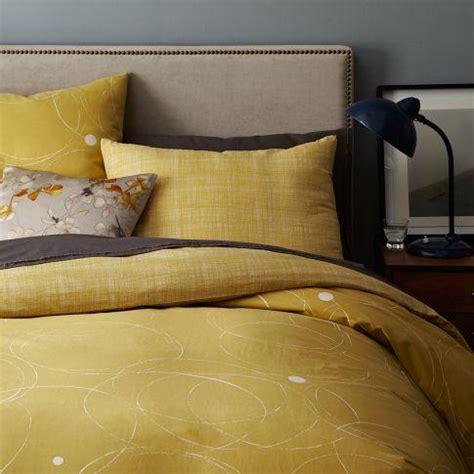 Comforter Storage Ideas Ripple Duvet Cover Shams West Elm