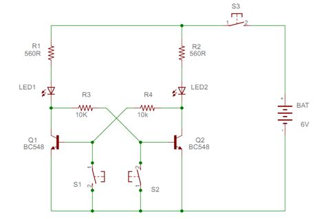 transistor q1 transistor q1 bc548 28 images simple water level indicator alarm circuit diagram popcorn