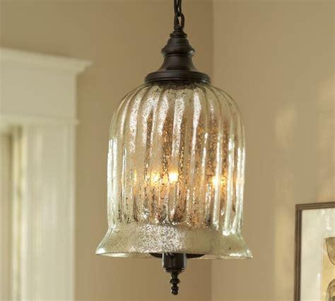 mercury glass pendant light mercury glass pendant home lighting