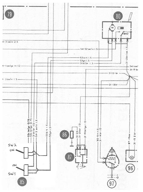 mk2 wiring loom diagram 30 wiring diagram images