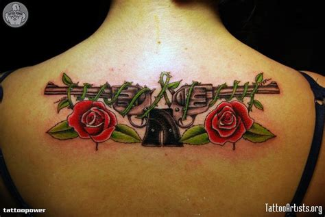 guns n roses logo still love it even after 10 years i