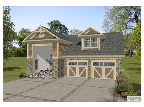 unique garages rv garage plan rv garage with carriage house design