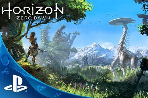 jeffrey wright horizon zero dawn horizon zero dawn ps4 update revealed with incredible
