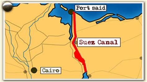 middle east map suez canal of arabia emerging middle east battle of the