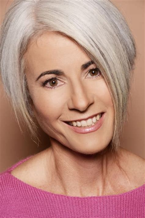 photo of striking gray hair 449 best striking silver images on pinterest silver hair