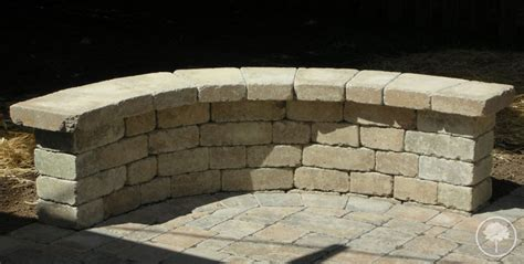Outdoor Patio Walls by Lashomb Lawn Landscape Patio Outdoor Lighting Seat