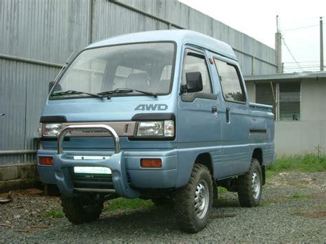 Suzuki Scrum Suzuki Multicab Multicabs Jeepney Fb Versa