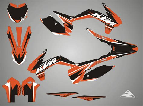 motocross helmet decals ktm stickers race stickers decals helmet decal motorcycle