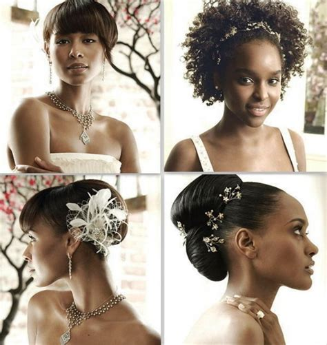 Wedding Hairstyles Black Bridesmaids by Wedding Hairstyles For Bridesmaids Black