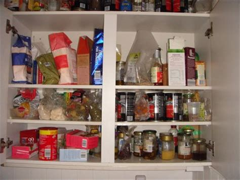Food Cupboard Mrs Green S No Spend Food Challenge Week My Zero Waste