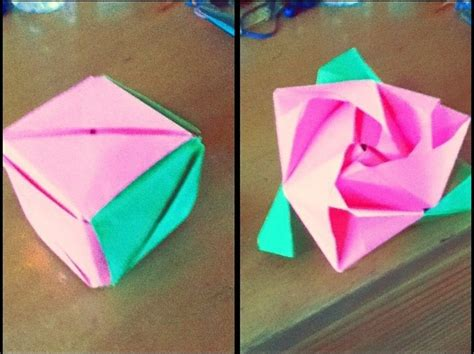 Make An Origami Box - how to make an origami box snapguide