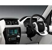 New Mahindra Scorpio Steering Wheel  Indian Autos Blog