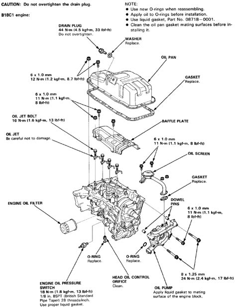b18c1 integra wiring diagram b18c1 just another wiring site