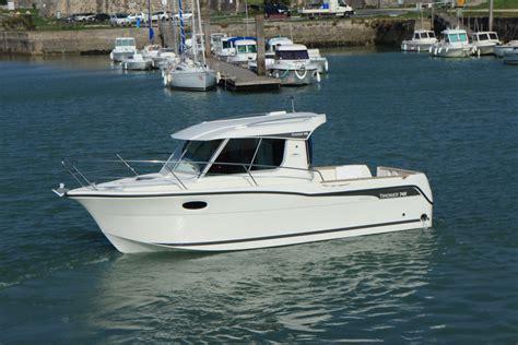 proline inboard boats motorboat ocqueteau 745 inboard pilothouse our range