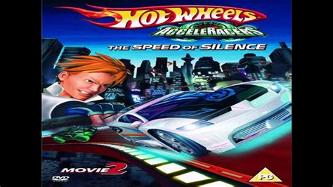film hot wheels acceleracers hot wheels acceleracers la velocidad del silencio youtube