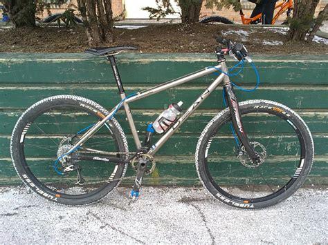 Fork Rigid Mtb 26 By Chiro Bike by Light But Rigid Carbon Fork For A 26er Mtbr