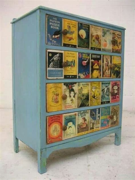 how to decoupage drawers decoupage chest of drawers meubles objets en bois et
