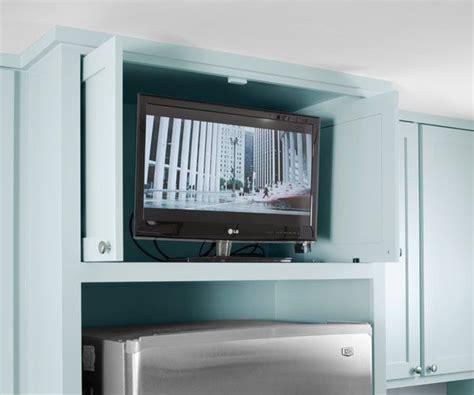 best 25 tv in kitchen ideas on wine cooler