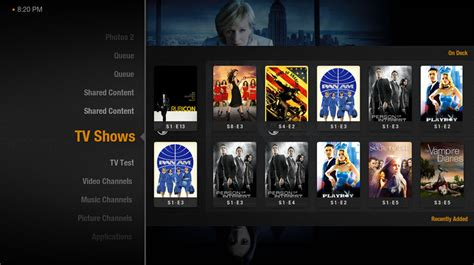 film up on tv plex media client is coming to the xbox one