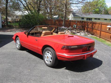 1991 buick reatta 1991 buick reatta convertible for sale 1748846 hemmings