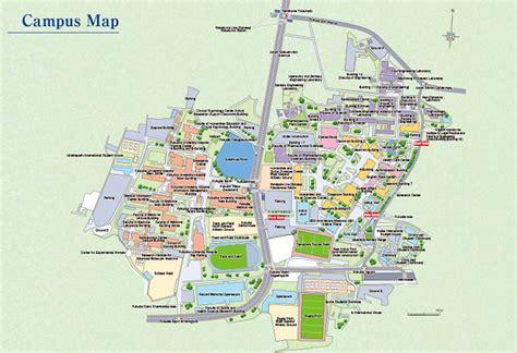 campus map fukuoka university