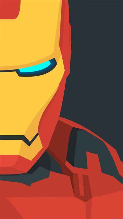iron man minimal wallpapers hd wallpapers id