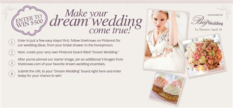 Dream Wedding Giveaway - wedding giveaway arizona 2016 autos post