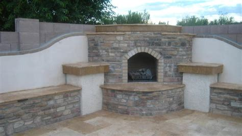 Fireplace Not Drawing by Types Of Outdoor Fireplaces Tips And Information