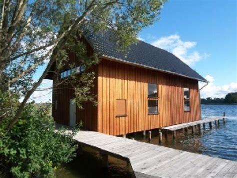 wie haus kaufen schwerin traumhaftes bootshaus neubau 8 x 16 meter