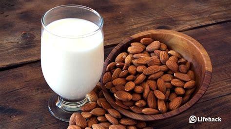 Almond Rawalmond Milk 11 benefits of almond milk you didn t about