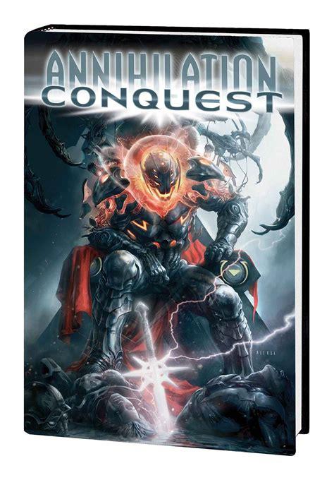annihilation conquest omnibus fresh comics