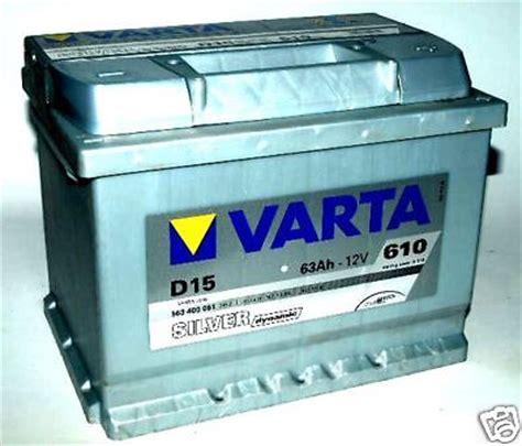 peugeot car battery varta silver peugeot 206 cc heavy duty car battery ebay