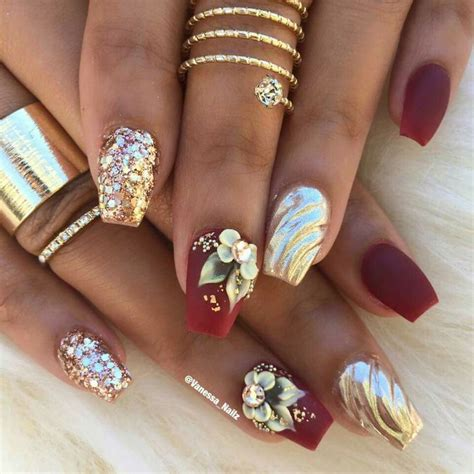 3d Nails by Best 25 3d Acrylic Nails Ideas On 3d Nail
