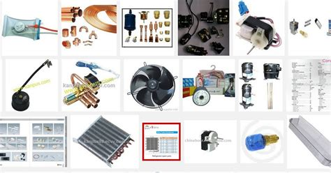 Ac Portable Rumahan sembilan komponen kulkas fungsi dan kerusaknya service