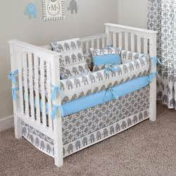 Baby Boy Bedding Sets Elephant Baby Elephant Crib Nursery Bedding Sets