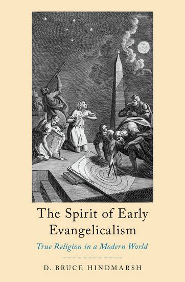 the spirit of early evangelicalism door d bruce hindmarsh