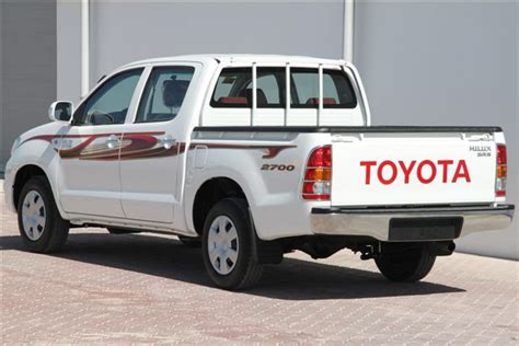 Toyota Dc Toyota Hilux Dc Basic 4x4 Autoxl Can Meet All