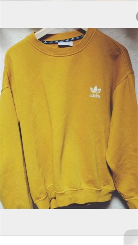 Hooded Chunky Sweater Yellow yellow sweater baggage clothing
