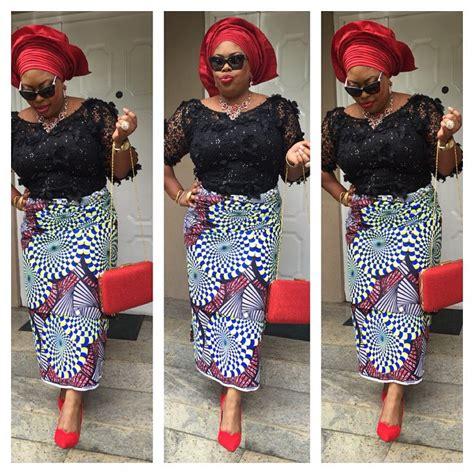dry lace styles ankara styles 2015