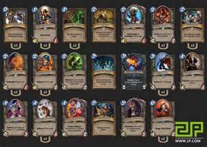 rogue deck hearthstone legend rank rogue deck 2p hearthstone
